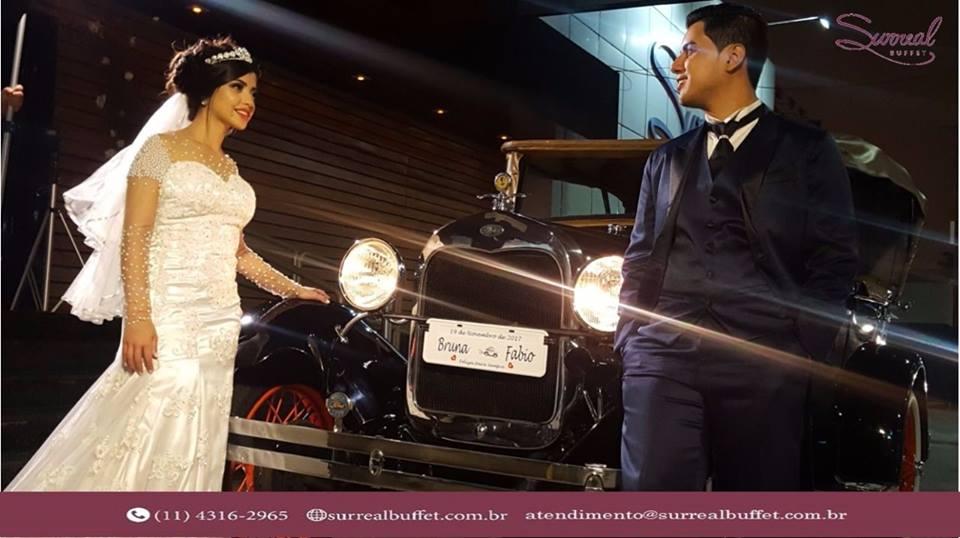 Casamento: Bruna e Fábio 19.11.2017