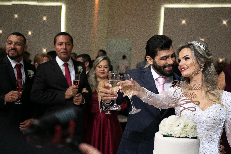 Casamento Camila e Reinaldo