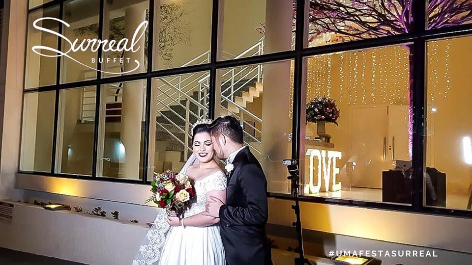 Casamento – Natasha e Luciano